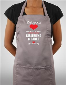 gifts: Personalised World's Best Apron!