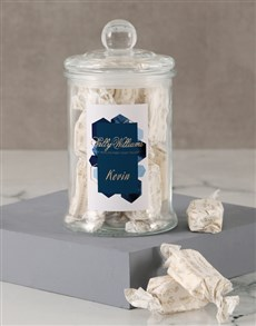 gifts: Personalised Birthday Whispers Cady Jar!