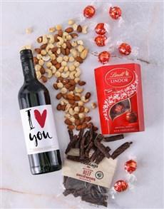 gifts: Personalised Gourmet Love Hamper!