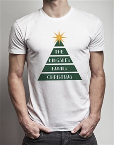 gifts: Personalised Family Tree White T Shirt!