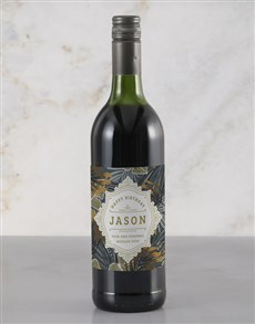 gifts: Personalised Birthday Antique Rietvallei Wine!