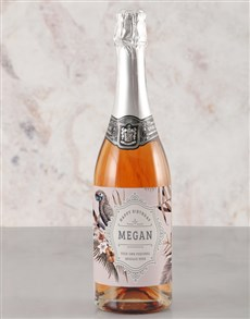 gifts: Personalised Birthday Tropics Rietvallei Wine!