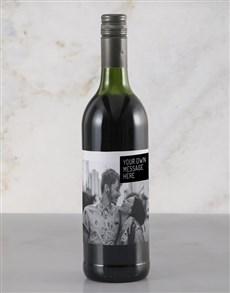 gifts: Personalised Fun Photo Rietvallei Wine!