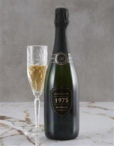 gifts: Personalised Congrats Year Backsberg Wine!