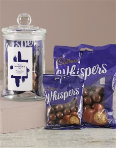 gifts: Personalised Whispers Mother's Day Jar!