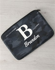 gifts: Personalised Abstract Laptop Sleeve!