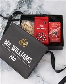 gifts: Personalised Treat Him Man Crate!
