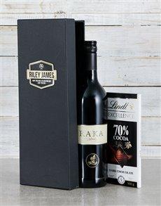 gifts: Personalised Raka Black Box!