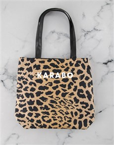 gifts: Personalised Wild and Wonderful Tote Bag!