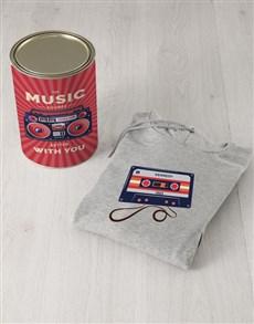 gifts: Personalised Mixtape Hoodie!