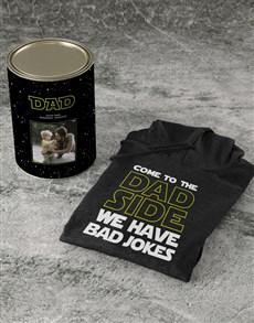 gifts: Personalised Dad Jokes Hoodie!