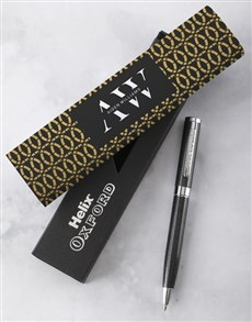 gifts: Personalised Gold Dust Pen Set!