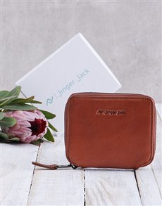 gifts: Personalised Toffee Jinger Jack Sofia Ladies Purse!