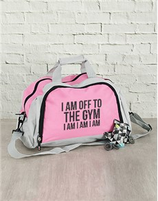 gifts: Personalised Womens Gym Kit!