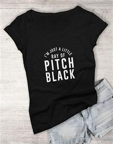 gifts: Personalised Little Rey Ladies Longsleeve T Shirt!