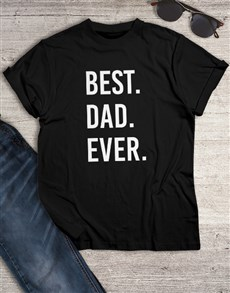 gifts: Personalised Best Ever T Shirt!