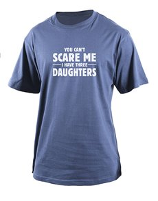 gifts: Personalised Cant Scare Me T Shirt!