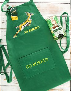 gifts: Super Springbok Hamper!