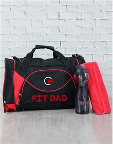 gifts: Personalised Fit Dad Hamper!