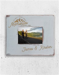 gifts: Personalised Memories Photo Frame!