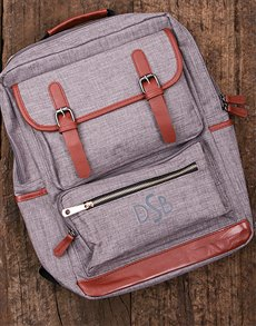 gifts: Personalised Laptop Backpack!