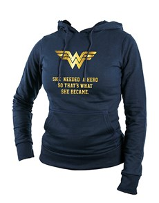 gifts: Personalised Hero Ladies Hoodie!