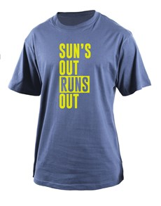 gifts: Personalised Runs Out T Shirt!
