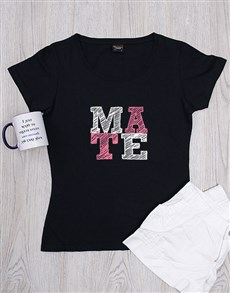 gifts: Personalised Mate Shirt!
