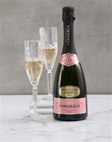 gifts: Personalised Pongracz Rose!