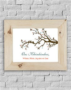 gifts: Personalised Our Grandchildren Frame!