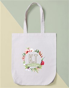 gifts: Personalised Tropical Tote Bag!
