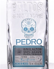 gifts: Personalised Olmeca Altos Blanco!