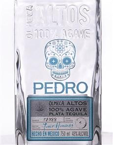 gifts: Personalised Olmeca Altos Blanco!