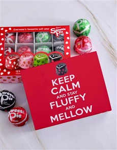 gifts: Personalised Fluffy and Mellow Sweetie Pie Box!