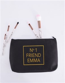 gifts: Personalised No One Friend Cosmetic Bag!