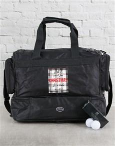 gifts: Personalised Golf Hamper!