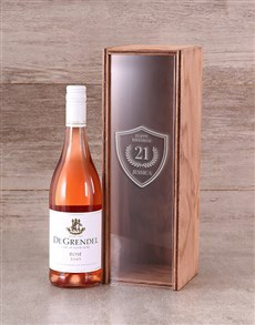 gifts: Personalised Birthday Rose Crate!