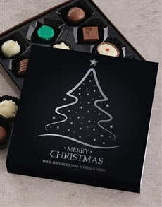 gifts: Personalised Christmas Magic Choc Tray!