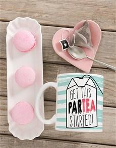 gifts: Personalised Partea Mug!