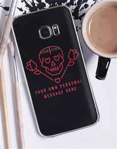 gifts: Personalised Los Muertos Samsung Cover!