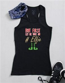 gifts: Personalised Elfie Top!