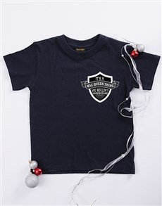 gifts: Personalised Your Thing Kids T Shirt!