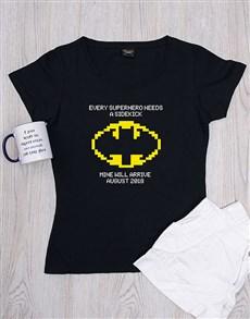 gifts: Personalised Mom's Sidekick Shirt!