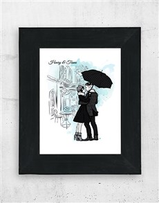 gifts: Personalised Romance Frame!