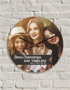 gifts: Personalised MDF Timeless Friendships!