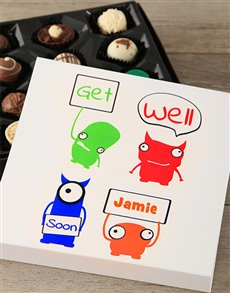 gifts: Personalised Get Well Soon Tray!