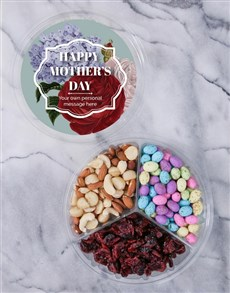 gifts: Personalised Mother's Day Fruit & Nut Tub!