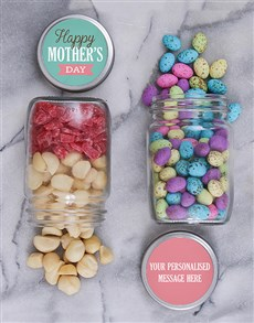 gifts: Personalised Mothers Day Fruit Jar Set!