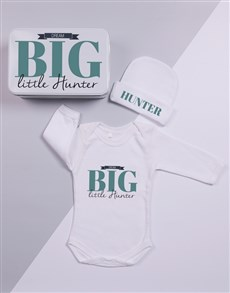 gifts: Personalised Keepsake Dream Big Tin Gift Set!