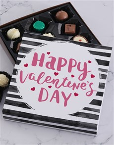 gifts: Personalised Valentines Day Chocolate Tray!